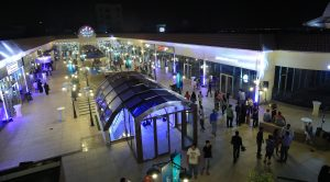El Mercado At Night